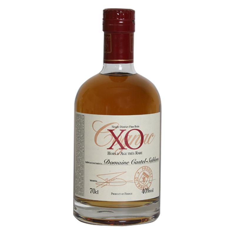 Carafe 70cl Cognac XO hors-d'age tres rare